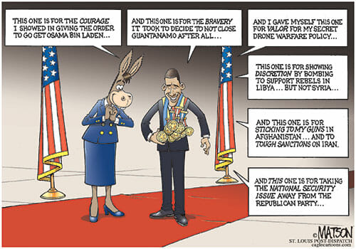 Presidential Medals