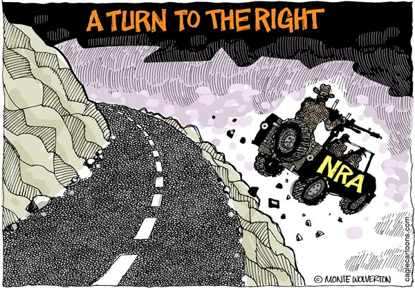 NRA Takes a Turn to the Right