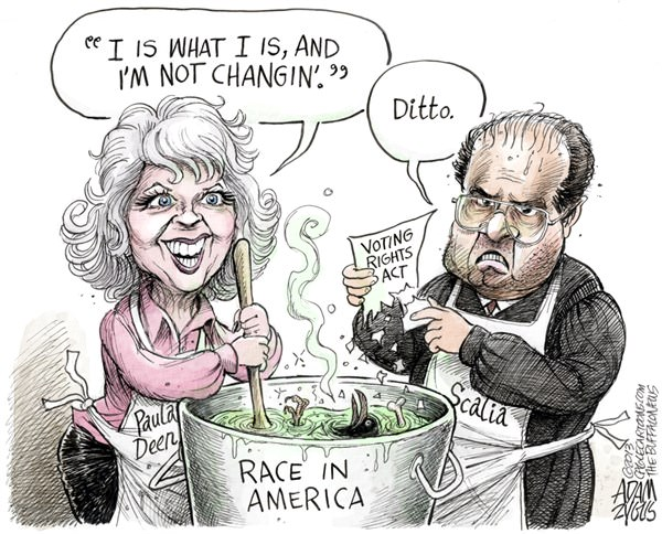 Deen and Scalia