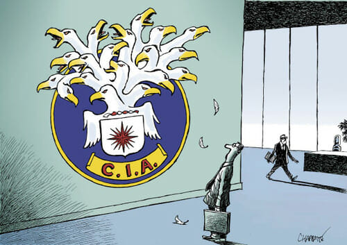 Spy Agencies Out of Control
