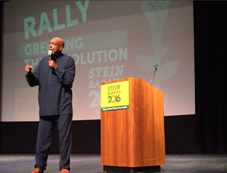 Ajamu Baraka: A Renewed Peace Movement Is the Antidote to Misguided Black Politicians