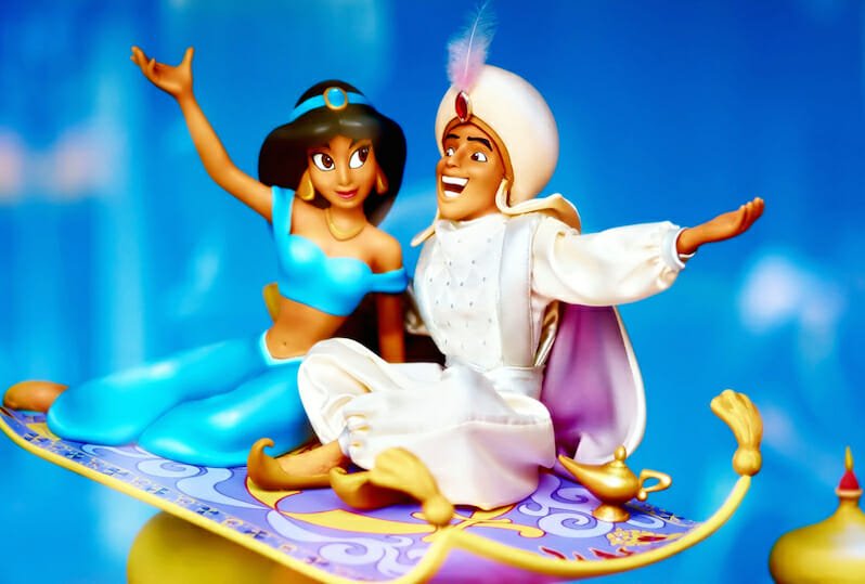 Disney's Cast for 'Aladdin' Remake Sparks Debate on Cultural Authenticity