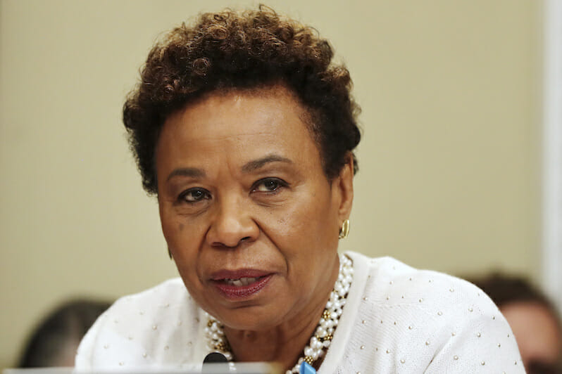 A Message for Rep. Barbara Lee: Please Stop the 'Madness of Militarism'
