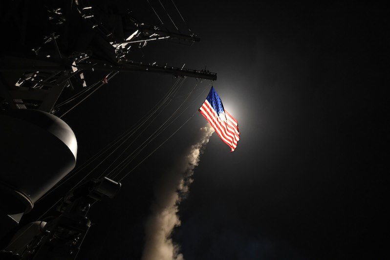 The Media Aren't Telling the Real Story of Trump's Missile Strike in Syria