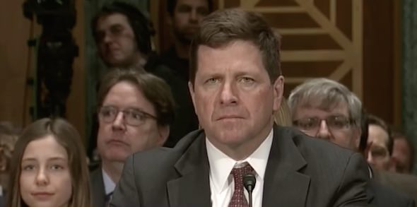 Wall Street Wrongdoing May Go Unpunished With Trump's Pick to Lead the SEC (Video)