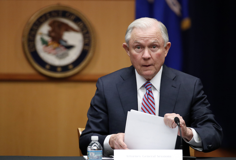 The War on Drugs Is a Failure, so Jeff Sessions Is All for It