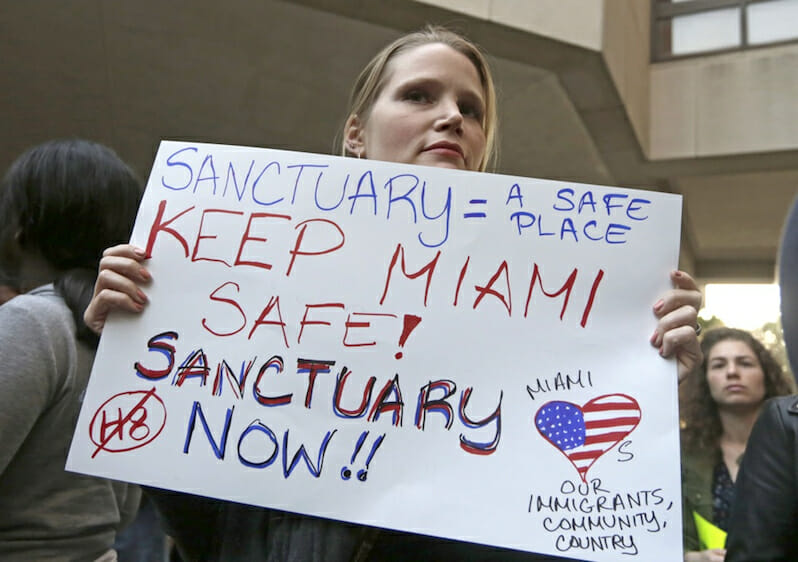 Justice Department Announces New Funding Rules in Attempt to Crack Down on Sanctuary Cities