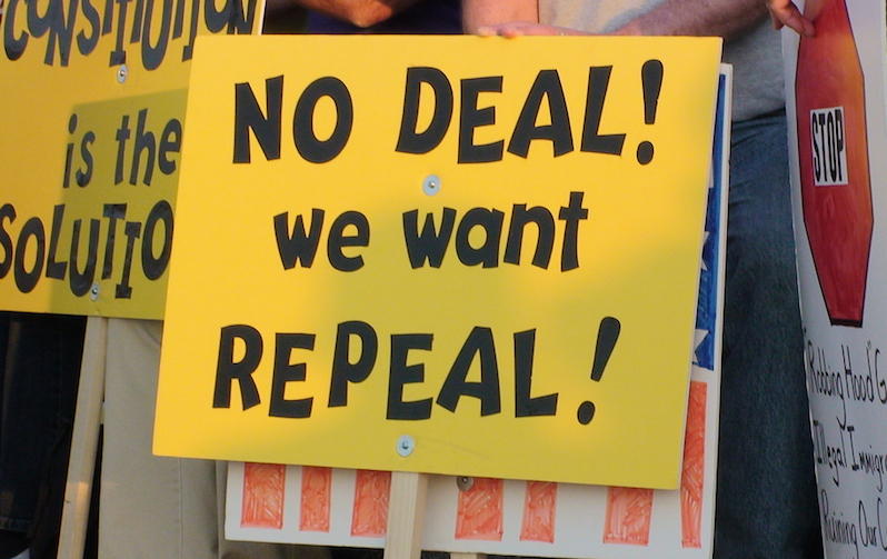 Why the Obamacare Repeal Effort Will Never Disappear
