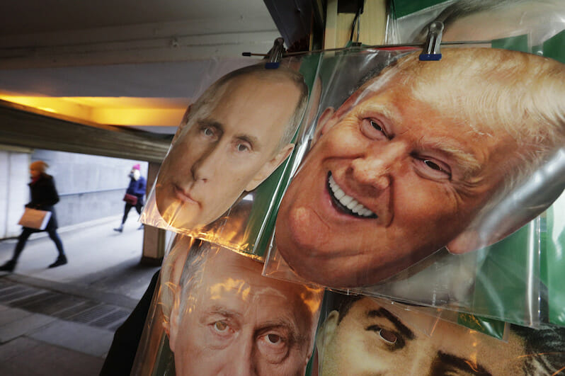 G-20 Meeting of Donald Trump and Vladimir Putin: Give Detente a Chance
