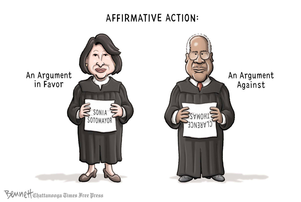 an evaluation of affirmative action today However, since the court found that the fifth circuit did not properly apply the  legal proper standard for evaluating affirmative action programs,.