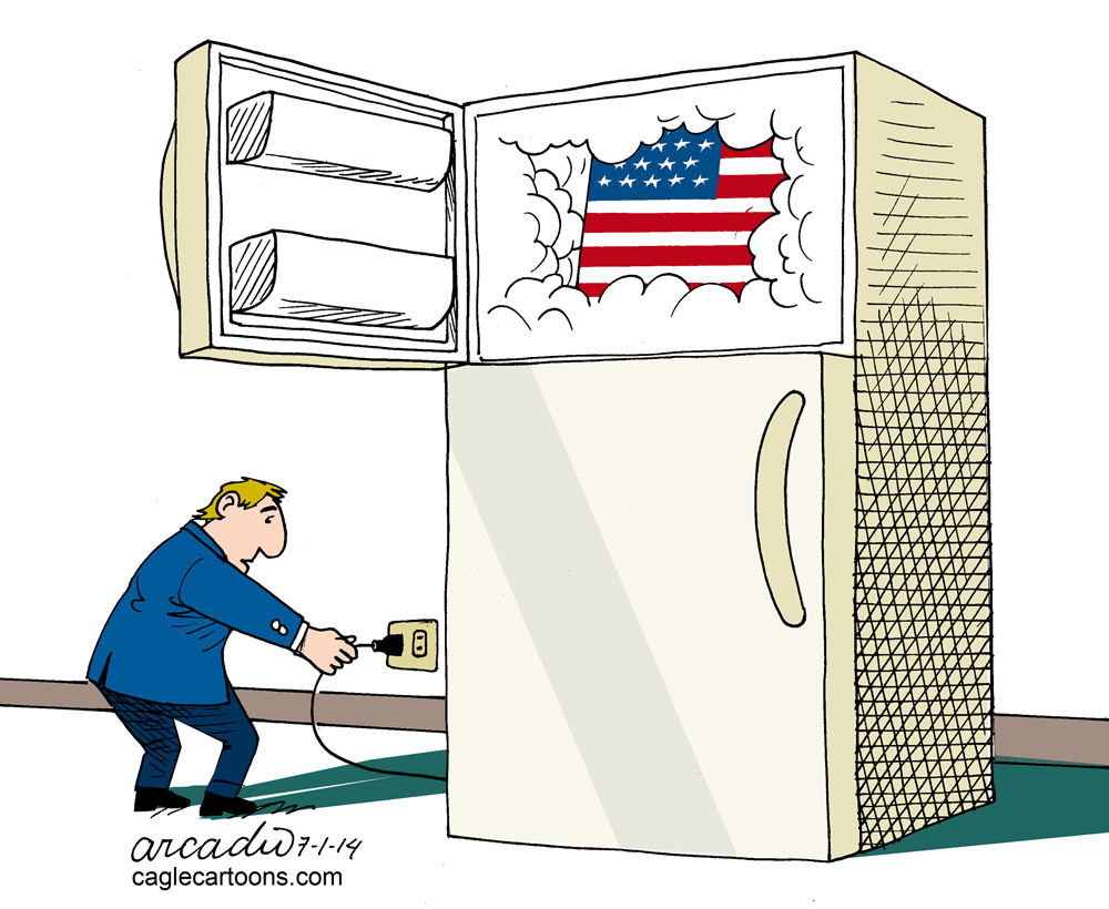 America in the Freezer