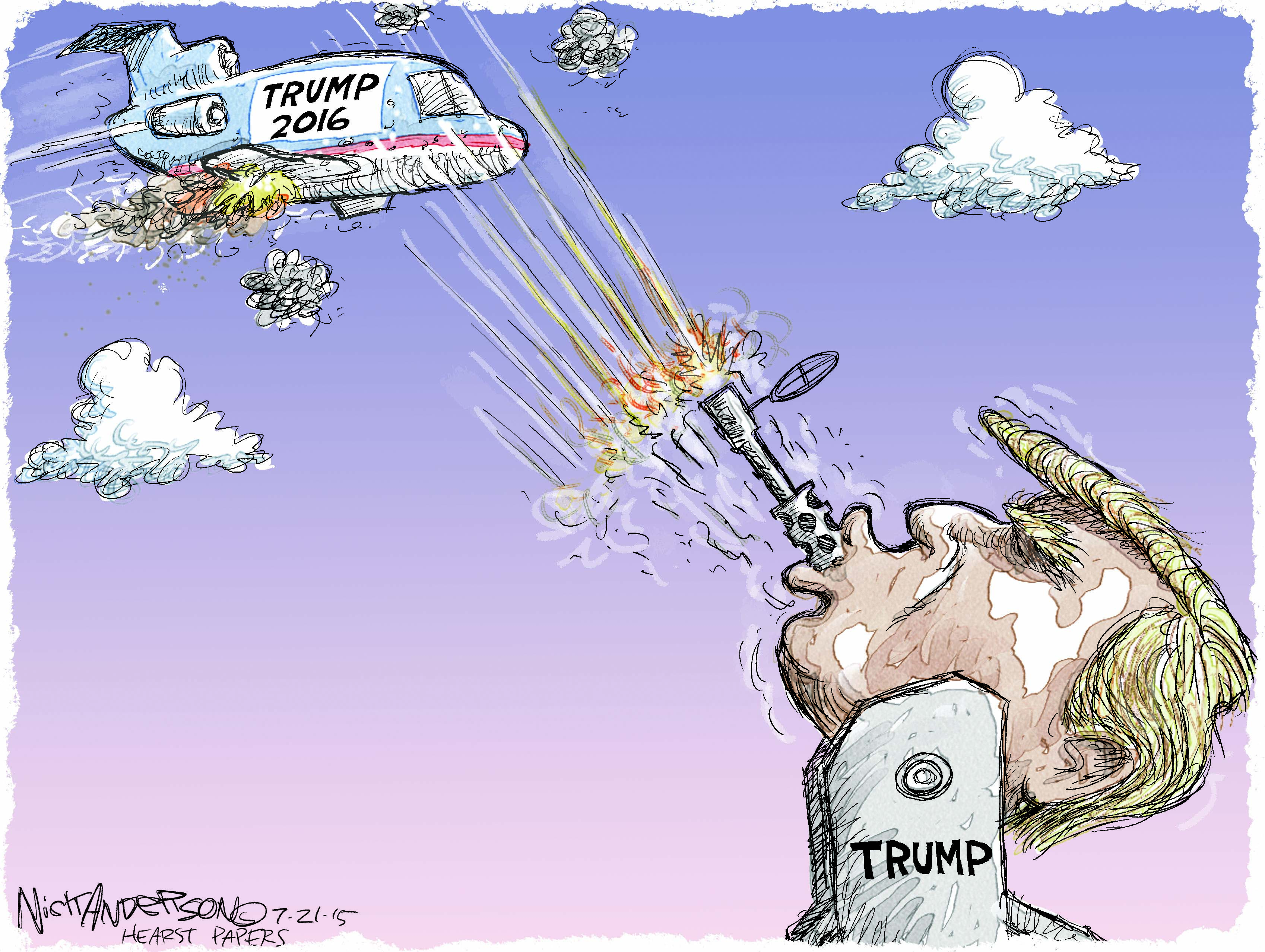 Donald Trump's Mouth