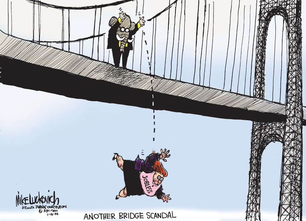 Another Bridge Scandal