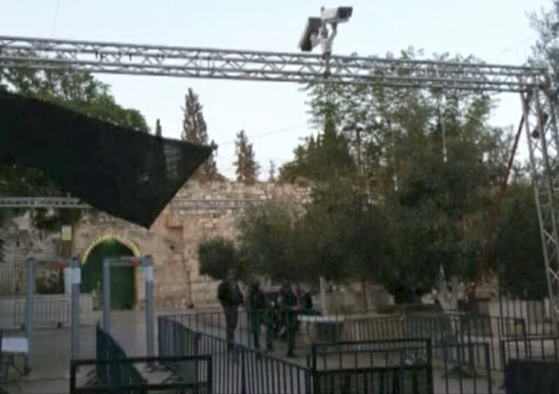 Tensions Over Mosque in Israel Could Affect Jordan