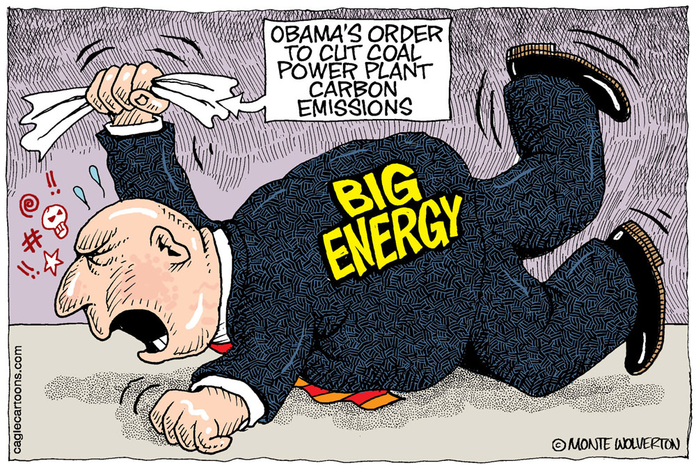 New Obama Rules for Coal Power Plants
