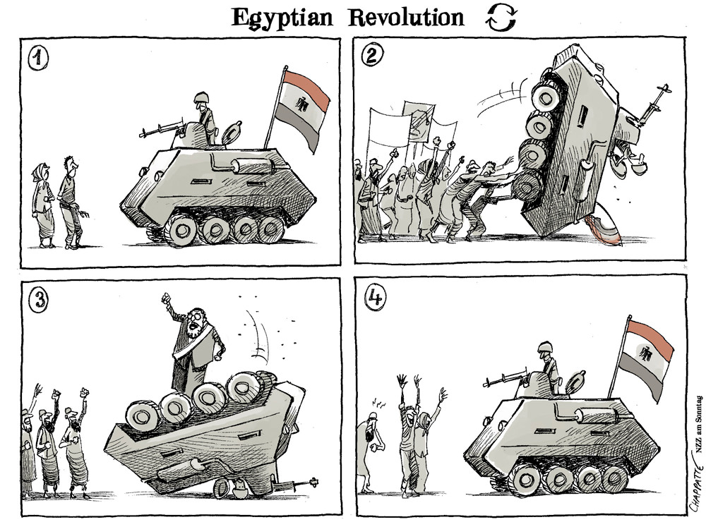 Coup in Cairo
