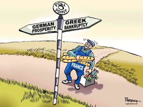 Which Way, France?