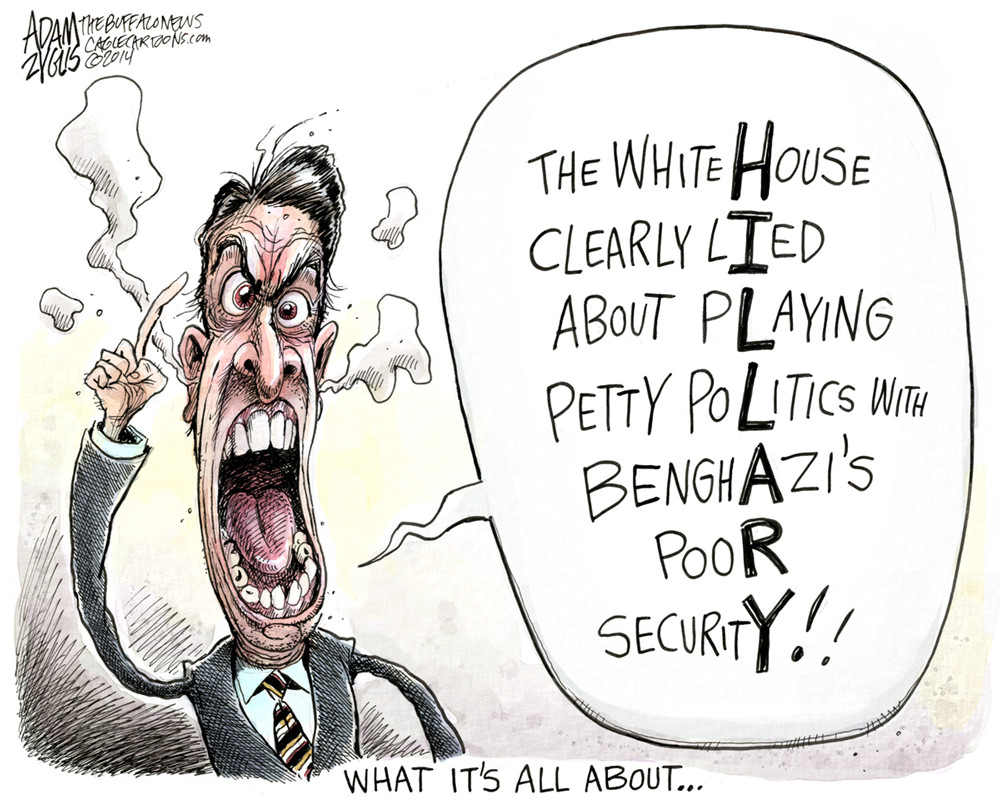 What Benghazi's All About