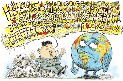 Kim Jong Un and the World