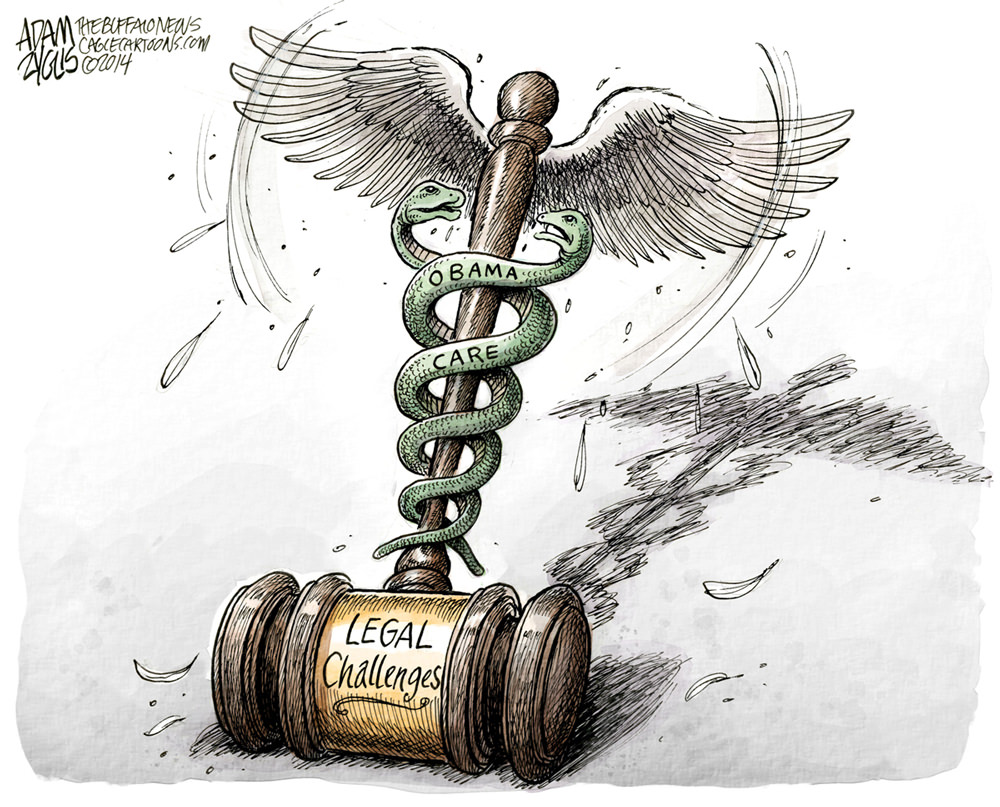Obamacare Legal Challenges