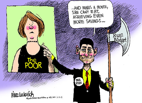 Off With Her Deficit