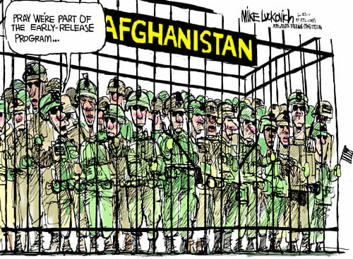 Trapped in Afghanistan