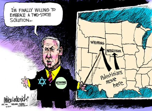 The New Two-State Solution