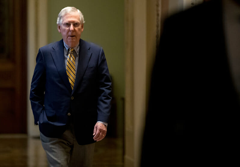 Two More GOP Senators Oppose Health Care Bill, Killing It for Now