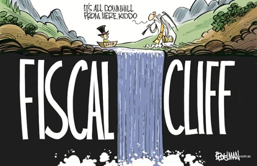 Happy New Fiscal Cliff