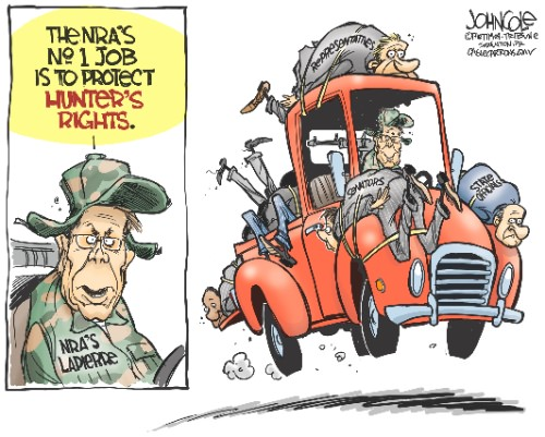 NRA and Hunting