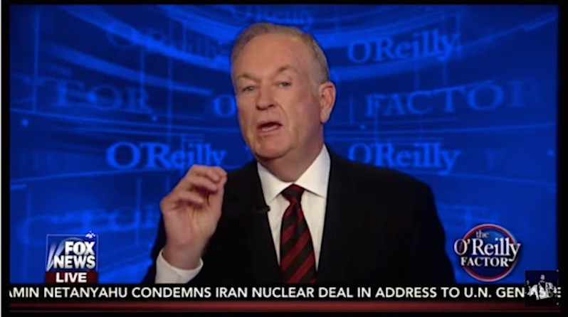 Bill O'Reilly Ousted From Fox News