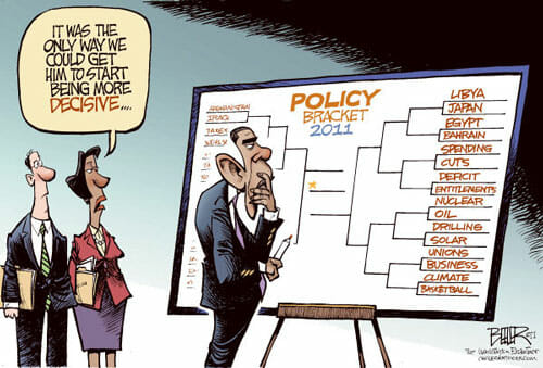 The Policy Bracket