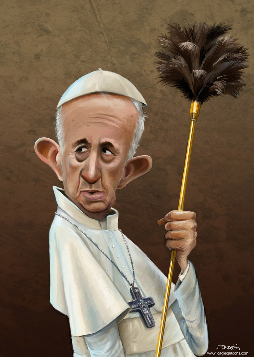Pope Cleans House