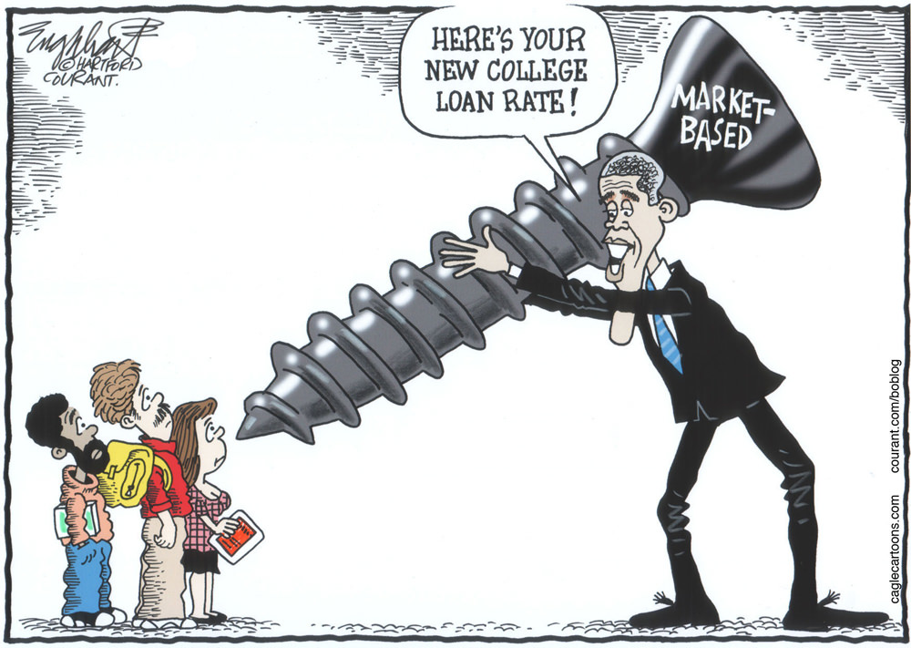 New College Loan Rates