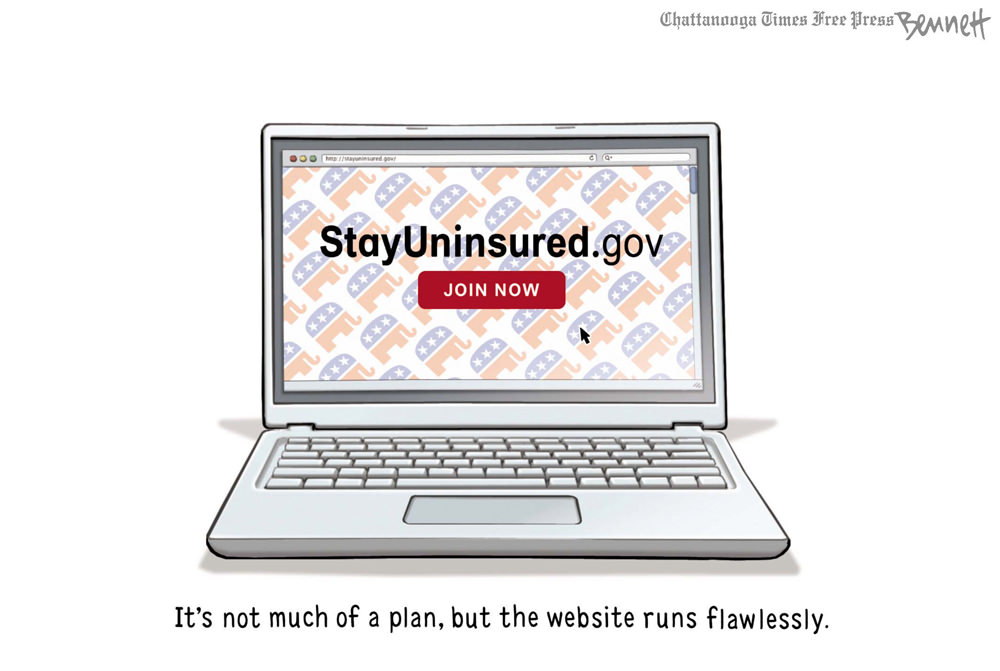 Stay Uninsured