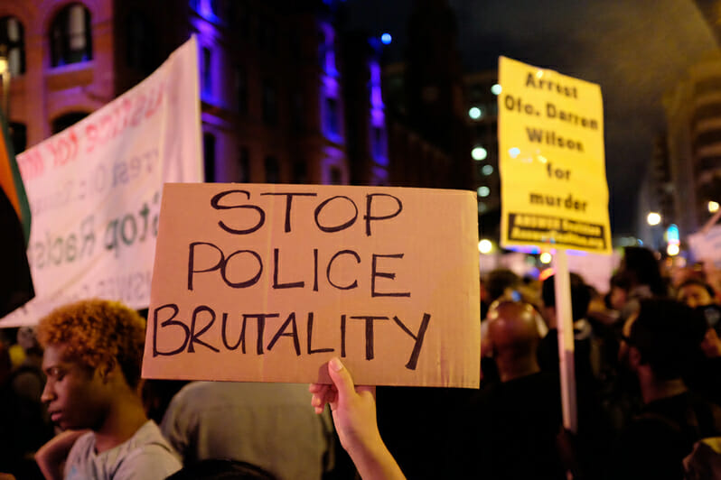The Stomach-Turning Numbers Behind America's Police Violence