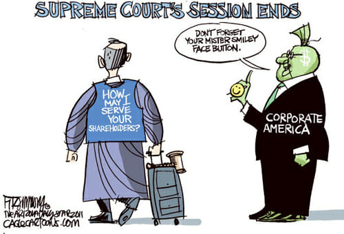 Supreme Court Session Ends