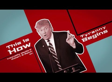 Trump's Attack on the Freedom of the Press (Video)