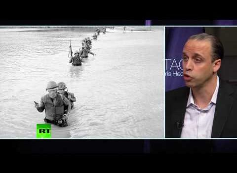 Chris Hedges: Vietnam War, Like the Later Iraq and Afghanistan Wars, Was 'One Long Atrocity' (Video)