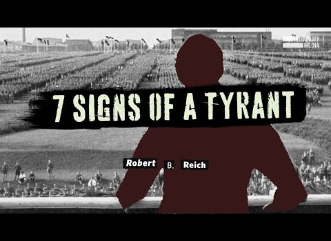 As Tyrants Take Control of Democracies, They Typically Do 7 Things (Video)