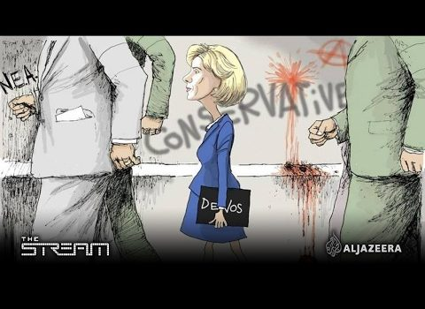 The Power of Political Cartoons (Video)