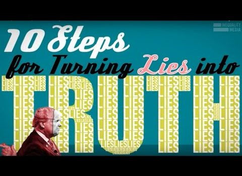Here's How Trump Turns Lies Into Half-Truths (Video)