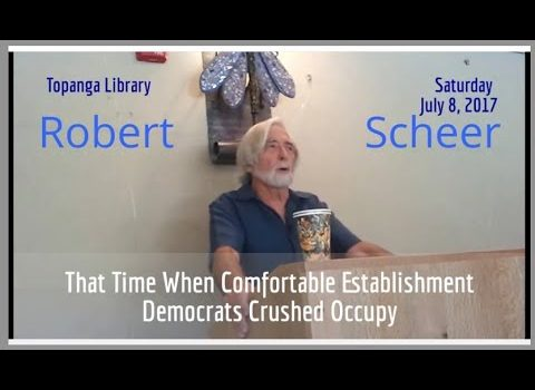 When Democrats Crushed Occupy: A Cautionary Tale (Video)