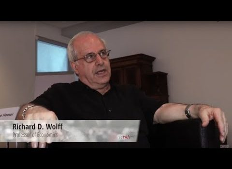 Economist Richard Wolff's Take on 'Conservative,' 'Socialist' and Other Such Terms (Video)