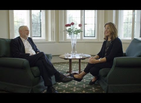 Naomi Klein and Jeremy Corbyn: How the Left Is Changing the Global Political Debate (Video)