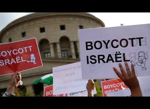 U.S. Bill Would Make It a Felony to Support the International Boycott Against Israel (Video)