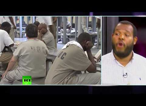 Chris Hedges and Eugene Puryear on Mass Incarceration and Growing Youth Radicalism (Video)