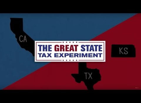 Why Liberal States Won America's Tax Experiment (Video)