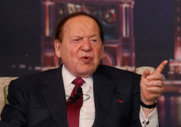 GOP Mega-Donor Sheldon Adelson Is Nevada Newspaper's Secret Buyer, Magazine Reports