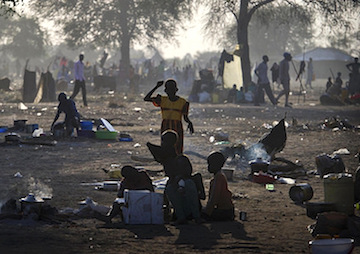 What Trumps the Horrors of the South Sudanese Hellscape? The Donald